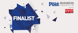 BristoL Post Startup finalist 2018